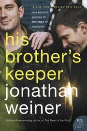 His Brother's Keeper PDF