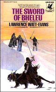 The Sword of Bheleu PDF