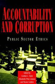 Accountability & Corruption PDF