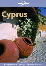Lonely Planet Cyprus (Travel Survival Kit) PDF