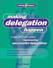 Making Delegation Happen PDF