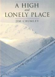 A High and Lonely Place PDF