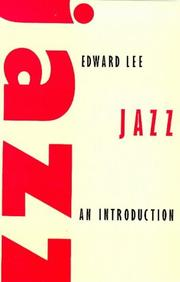 Jazz by Edward Lee