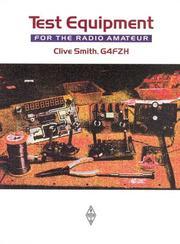 Test Equipment for the Radio Amateur PDF