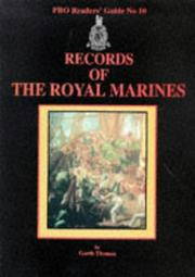 Records of the Royal Marines PDF