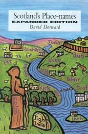 Scotland's place-names by David Dorward