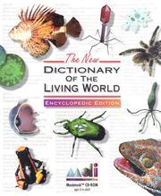 Dictionary of Living World PDF