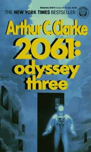 Cover of: 2061 by Arthur C. Clarke
