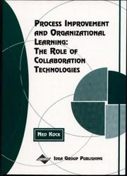 Process improvement and organizational learning PDF