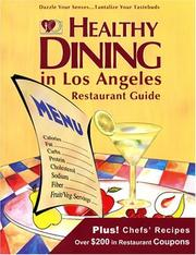 Healthy Dining in Los Angeles PDF