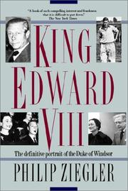 King Edward VIII PDF