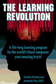 The learning revolution by Gordon Dryden