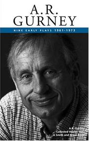 Nine early plays, 1961-1973 PDF