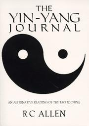 The yin-yang journal by Rupert C. Allen