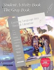 The Gray Student Activity Book (8th Grade) PDF