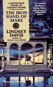 The Iron Hand of Mars by Lindsey Davis, Lindsey Davis