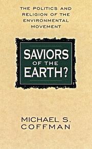 Saviors of the Earth? PDF