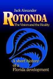 Rotonda: The Vision and the Reality PDF
