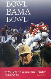 Bowl, 'Bama, bowl PDF