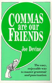 Commas Are Our Friends PDF