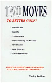 Two Moves to Better Golf! PDF