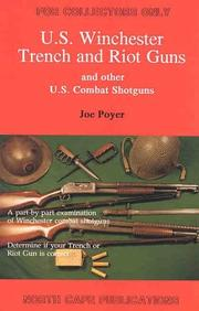 U.S. Winchester trench and riot guns PDF
