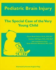 Pediatric brain injury by Carole Wedel Sellars
