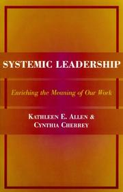 Systemic Leadership PDF