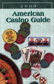 American Casino Guide 2000 (American Casino Guide, 2000) PDF