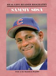 Sammy Sosa by Carrie Muskat