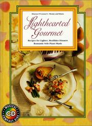 Lighthearted gourmet by Sharon O'Connor