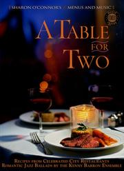 A Table for Two by Sharon O'Connor