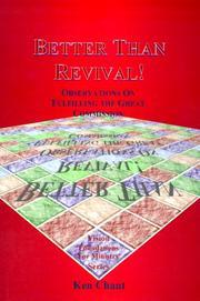 Better Than Revival PDF