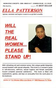 Will the real women-- please stand up!!! PDF