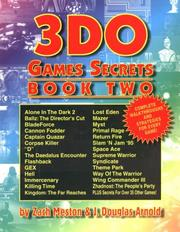 3Do Games Secrets by Zach Meston