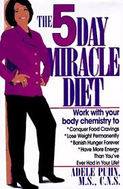 The 5 Day Miracle Diet PDF