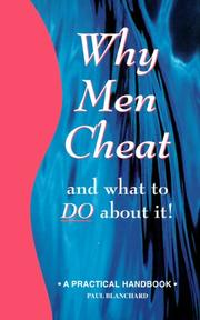 Why men cheat and what to do about it PDF