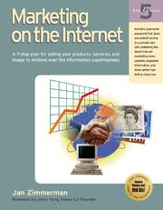 Marketing on the Internet by Jan Zimmerman