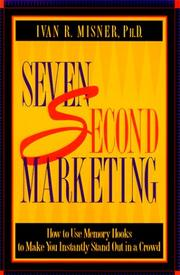 7 second marketing by Ivan R. Misner