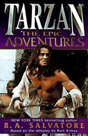 Tarzan by R. A. Salvatore