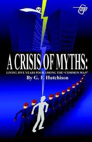 A Crisis of Myths PDF