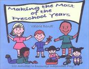 Making the Most of the Preschool Years PDF