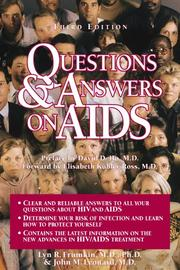 Questions & answers on AIDS PDF