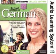 Instant Immersion German (Instant Immersion) PDF