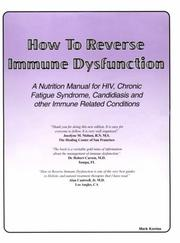 How to Reverse Immune Dysfunction by Mark Konlee