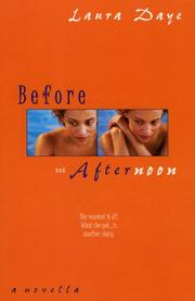 Before and Afternoon PDF