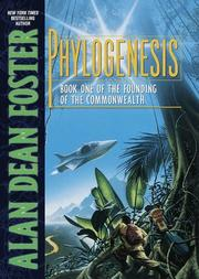 Cover of: Phylogenesis by Alan Dean Foster
