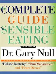 The complete guide to sensible eating PDF