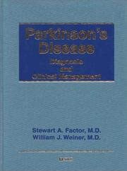 Parkinson's disease by William J. Weiner