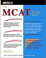 The MCAT Biology Book (with Verbal Reasoning) PDF